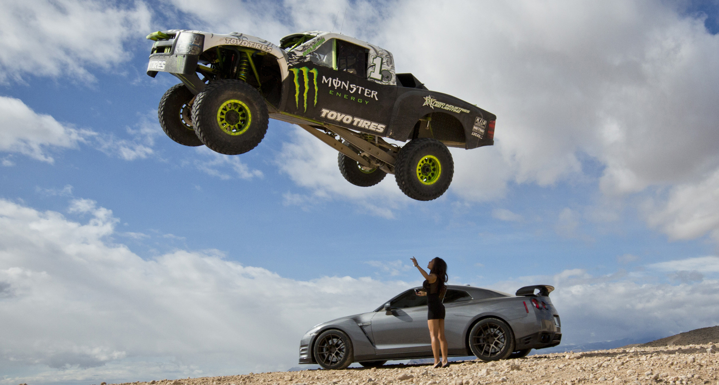 monster energy jump